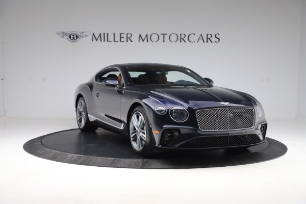 New 2020 Bentley Continental GT V8 for sale Call for price at Aston Martin of Greenwich in Greenwich CT 06830 11