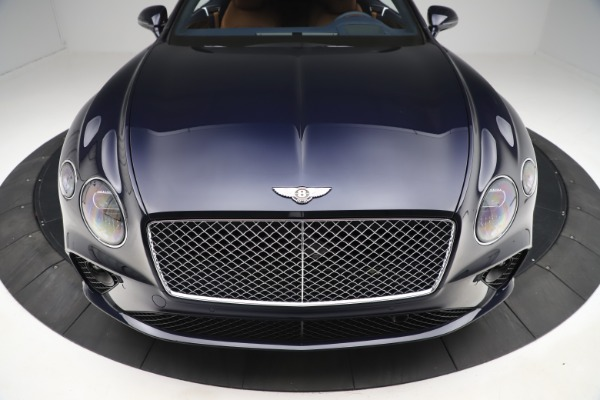 New 2020 Bentley Continental GT V8 for sale Call for price at Aston Martin of Greenwich in Greenwich CT 06830 13