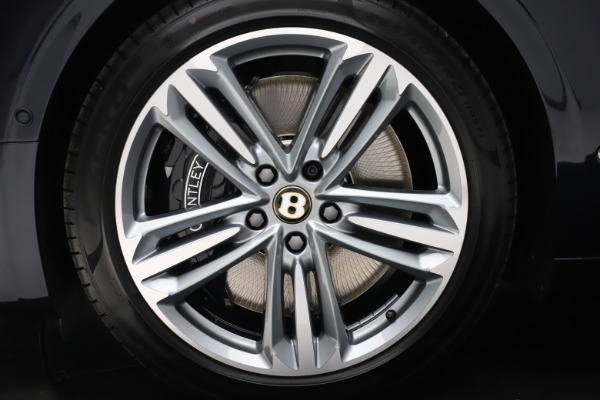 New 2020 Bentley Continental GT V8 for sale Call for price at Aston Martin of Greenwich in Greenwich CT 06830 15