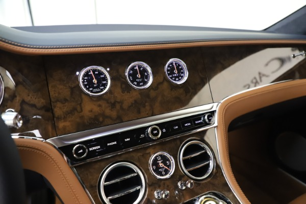 New 2020 Bentley Continental GT V8 for sale Call for price at Aston Martin of Greenwich in Greenwich CT 06830 24