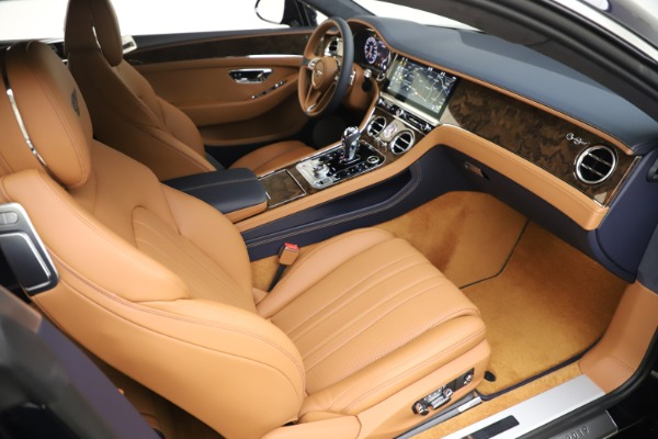 New 2020 Bentley Continental GT V8 for sale Call for price at Aston Martin of Greenwich in Greenwich CT 06830 27