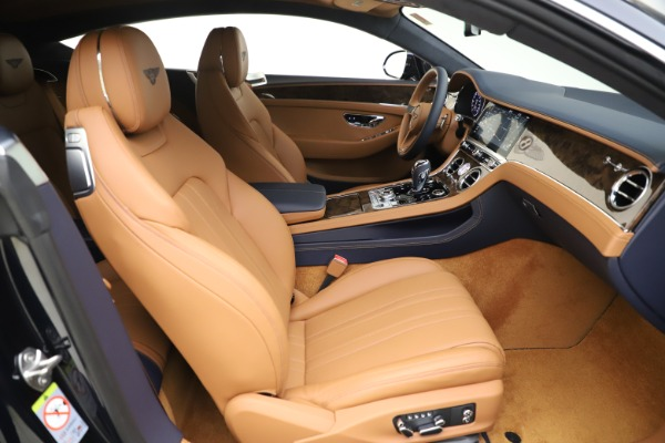 New 2020 Bentley Continental GT V8 for sale Call for price at Aston Martin of Greenwich in Greenwich CT 06830 28