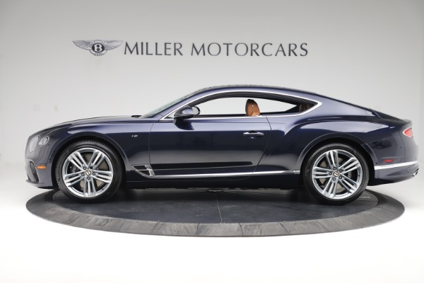 New 2020 Bentley Continental GT V8 for sale Call for price at Aston Martin of Greenwich in Greenwich CT 06830 3