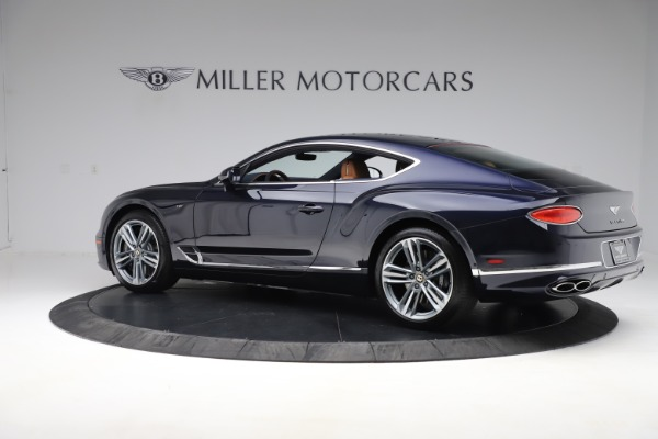 New 2020 Bentley Continental GT V8 for sale Call for price at Aston Martin of Greenwich in Greenwich CT 06830 4