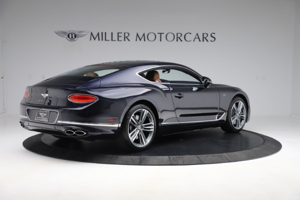 New 2020 Bentley Continental GT V8 for sale Call for price at Aston Martin of Greenwich in Greenwich CT 06830 8