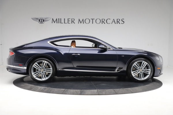 New 2020 Bentley Continental GT V8 for sale Call for price at Aston Martin of Greenwich in Greenwich CT 06830 9