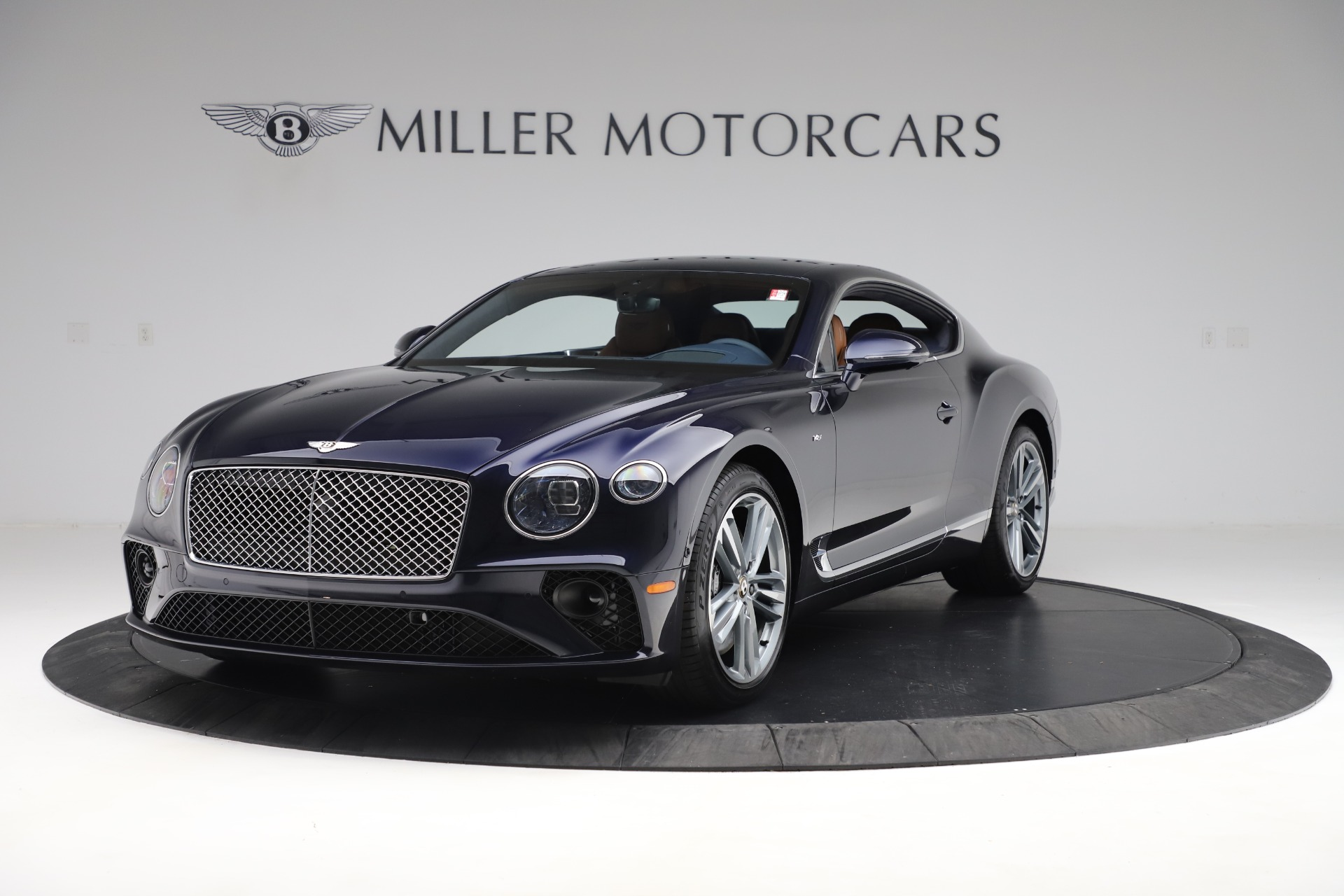New 2020 Bentley Continental GT V8 for sale Call for price at Aston Martin of Greenwich in Greenwich CT 06830 1