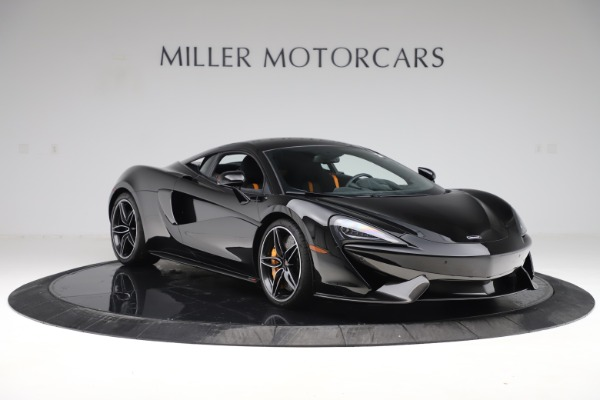 Used 2017 McLaren 570S Coupe for sale $161,900 at Aston Martin of Greenwich in Greenwich CT 06830 10