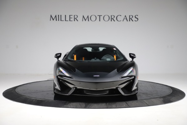 Used 2017 McLaren 570S Coupe for sale $161,900 at Aston Martin of Greenwich in Greenwich CT 06830 11