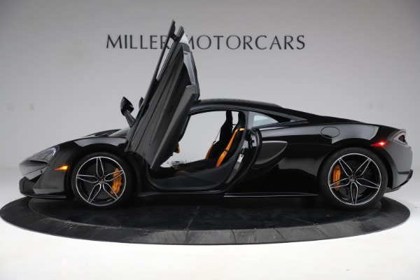 Used 2017 McLaren 570S Coupe for sale $161,900 at Aston Martin of Greenwich in Greenwich CT 06830 14