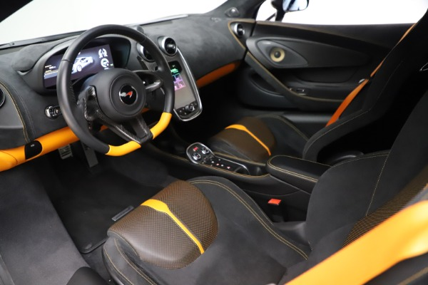 Used 2017 McLaren 570S Coupe for sale $161,900 at Aston Martin of Greenwich in Greenwich CT 06830 16