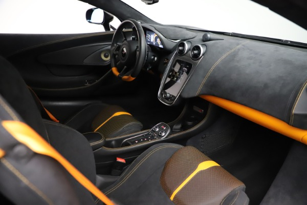 Used 2017 McLaren 570S Coupe for sale $161,900 at Aston Martin of Greenwich in Greenwich CT 06830 19