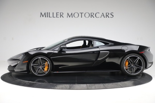 Used 2017 McLaren 570S Coupe for sale $161,900 at Aston Martin of Greenwich in Greenwich CT 06830 2