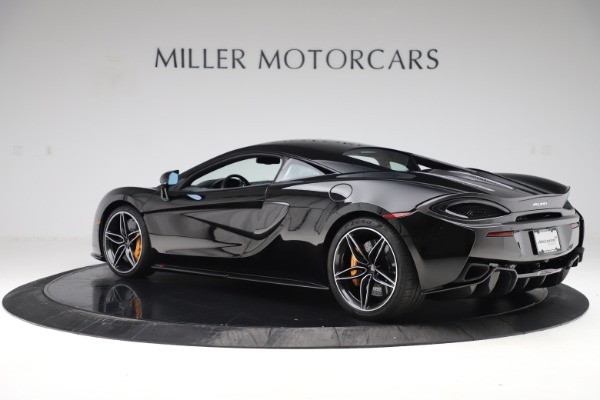 Used 2017 McLaren 570S Coupe for sale $161,900 at Aston Martin of Greenwich in Greenwich CT 06830 3