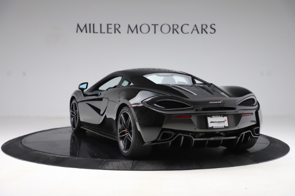 Used 2017 McLaren 570S Coupe for sale $161,900 at Aston Martin of Greenwich in Greenwich CT 06830 4