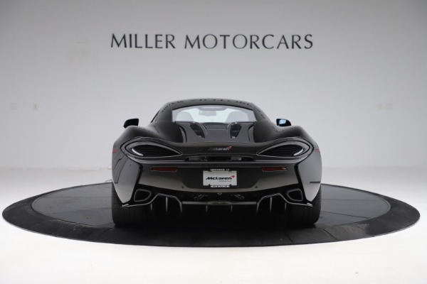 Used 2017 McLaren 570S Coupe for sale $161,900 at Aston Martin of Greenwich in Greenwich CT 06830 5