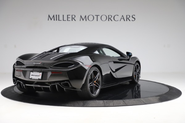 Used 2017 McLaren 570S Coupe for sale $161,900 at Aston Martin of Greenwich in Greenwich CT 06830 6