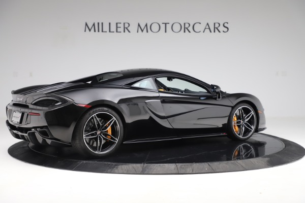 Used 2017 McLaren 570S Coupe for sale $161,900 at Aston Martin of Greenwich in Greenwich CT 06830 7