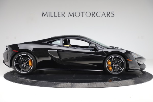 Used 2017 McLaren 570S Coupe for sale $161,900 at Aston Martin of Greenwich in Greenwich CT 06830 8