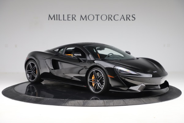 Used 2017 McLaren 570S Coupe for sale $161,900 at Aston Martin of Greenwich in Greenwich CT 06830 9