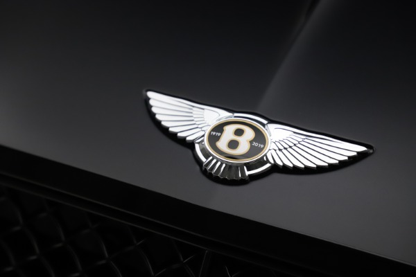 Used 2020 Bentley Continental GT V8 for sale Sold at Aston Martin of Greenwich in Greenwich CT 06830 13