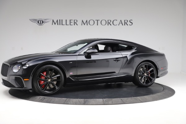 Used 2020 Bentley Continental GT V8 for sale Sold at Aston Martin of Greenwich in Greenwich CT 06830 2