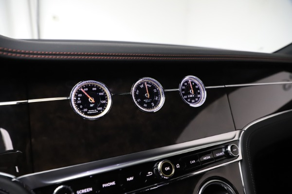 Used 2020 Bentley Continental GT V8 for sale Sold at Aston Martin of Greenwich in Greenwich CT 06830 27