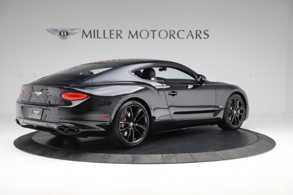 Used 2020 Bentley Continental GT V8 for sale Sold at Aston Martin of Greenwich in Greenwich CT 06830 8