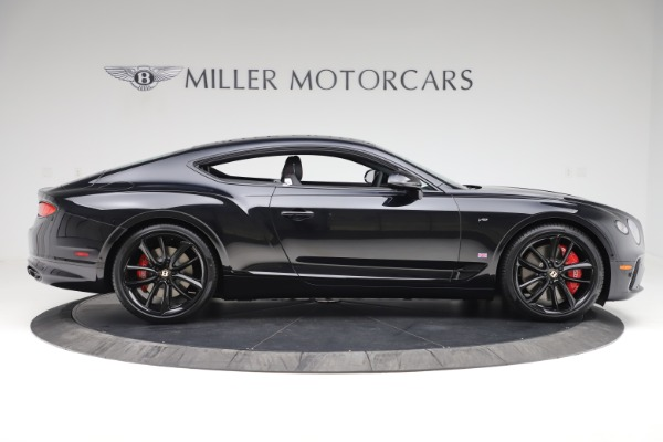 Used 2020 Bentley Continental GT V8 for sale Sold at Aston Martin of Greenwich in Greenwich CT 06830 9