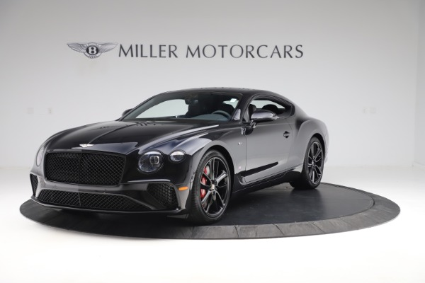 Used 2020 Bentley Continental GT V8 for sale Sold at Aston Martin of Greenwich in Greenwich CT 06830 1