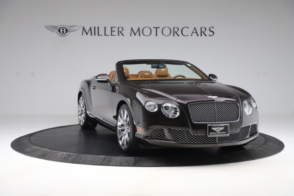 Used 2013 Bentley Continental GT W12 for sale Sold at Aston Martin of Greenwich in Greenwich CT 06830 11