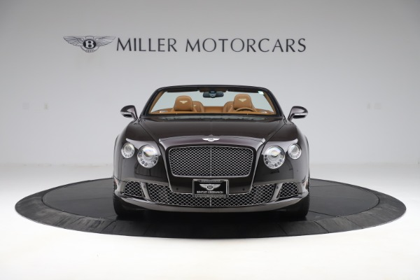 Used 2013 Bentley Continental GT W12 for sale Sold at Aston Martin of Greenwich in Greenwich CT 06830 12