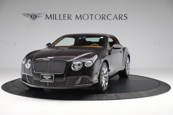 Used 2013 Bentley Continental GT W12 for sale Sold at Aston Martin of Greenwich in Greenwich CT 06830 13