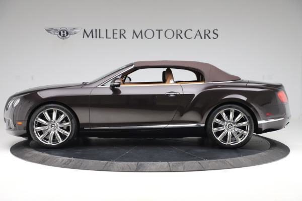 Used 2013 Bentley Continental GT W12 for sale Sold at Aston Martin of Greenwich in Greenwich CT 06830 14