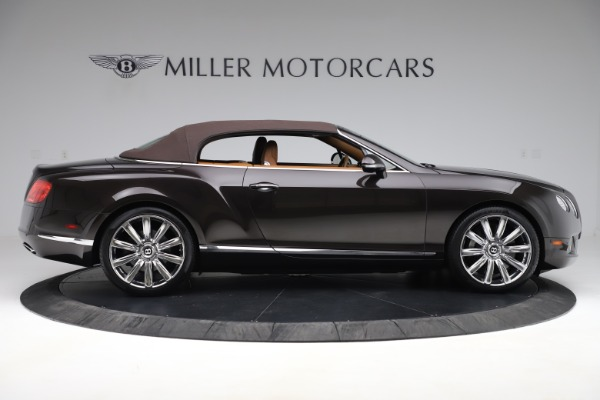 Used 2013 Bentley Continental GT W12 for sale Sold at Aston Martin of Greenwich in Greenwich CT 06830 17