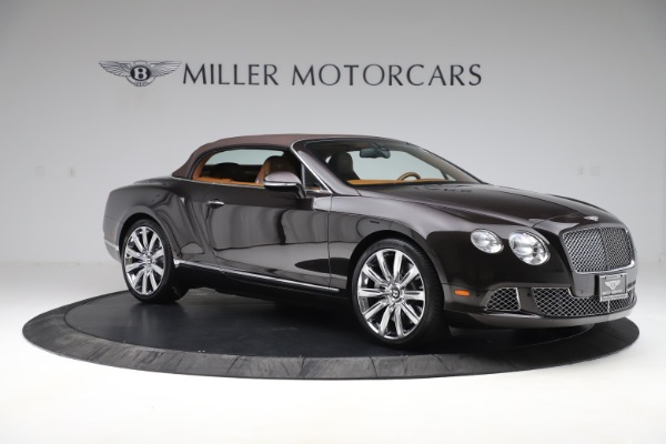 Used 2013 Bentley Continental GT W12 for sale Sold at Aston Martin of Greenwich in Greenwich CT 06830 18