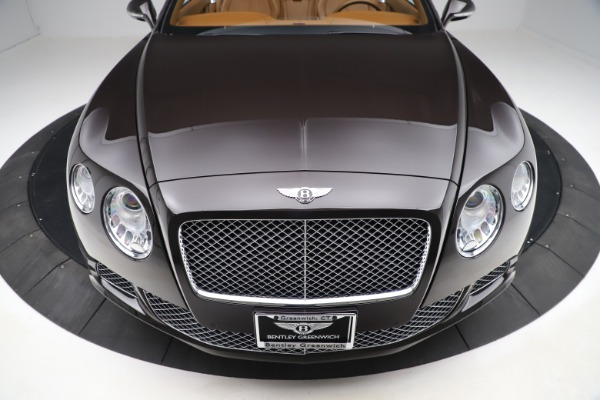 Used 2013 Bentley Continental GT W12 for sale Sold at Aston Martin of Greenwich in Greenwich CT 06830 19