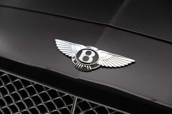 Used 2013 Bentley Continental GT W12 for sale Sold at Aston Martin of Greenwich in Greenwich CT 06830 20