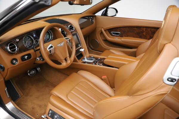 Used 2013 Bentley Continental GT W12 for sale Sold at Aston Martin of Greenwich in Greenwich CT 06830 23