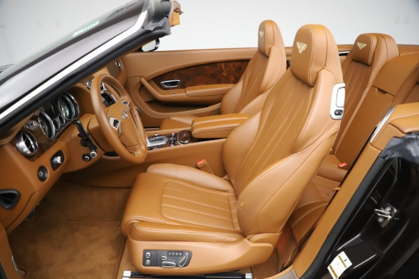 Used 2013 Bentley Continental GT W12 for sale Sold at Aston Martin of Greenwich in Greenwich CT 06830 24