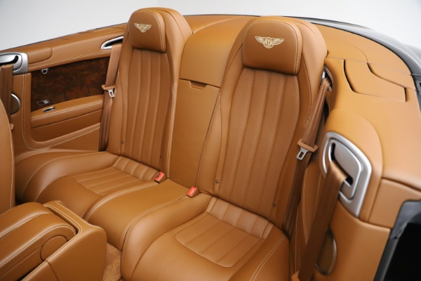 Used 2013 Bentley Continental GT W12 for sale Sold at Aston Martin of Greenwich in Greenwich CT 06830 28