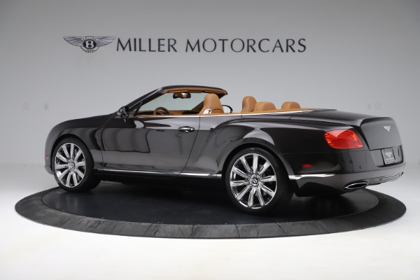 Used 2013 Bentley Continental GT W12 for sale Sold at Aston Martin of Greenwich in Greenwich CT 06830 4