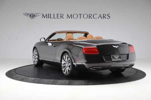 Used 2013 Bentley Continental GT W12 for sale Sold at Aston Martin of Greenwich in Greenwich CT 06830 5