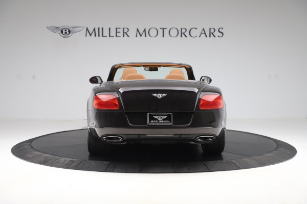 Used 2013 Bentley Continental GT W12 for sale Sold at Aston Martin of Greenwich in Greenwich CT 06830 6