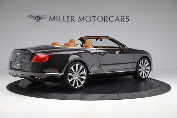 Used 2013 Bentley Continental GT W12 for sale Sold at Aston Martin of Greenwich in Greenwich CT 06830 8
