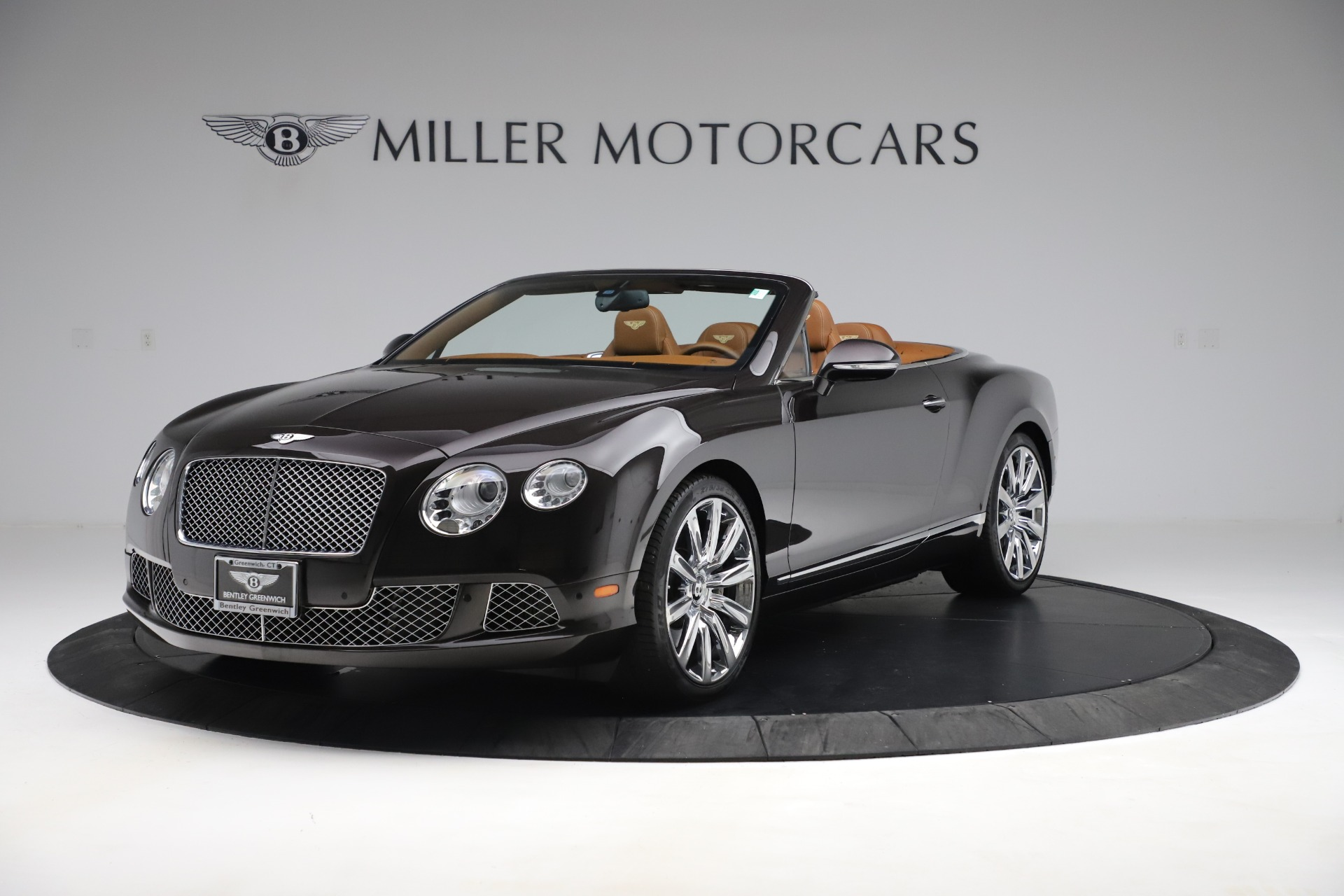 Used 2013 Bentley Continental GT W12 for sale Sold at Aston Martin of Greenwich in Greenwich CT 06830 1