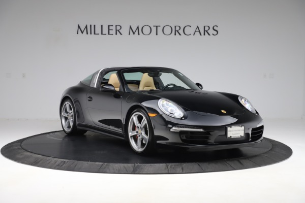 Used 2016 Porsche 911 Targa 4S for sale Sold at Aston Martin of Greenwich in Greenwich CT 06830 12