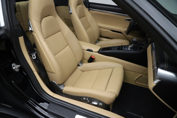 Used 2016 Porsche 911 Targa 4S for sale Sold at Aston Martin of Greenwich in Greenwich CT 06830 20