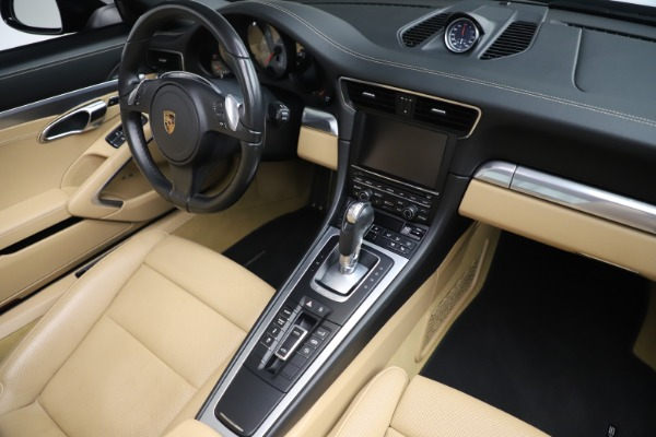 Used 2016 Porsche 911 Targa 4S for sale Sold at Aston Martin of Greenwich in Greenwich CT 06830 22