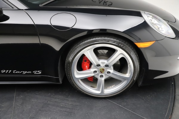 Used 2016 Porsche 911 Targa 4S for sale Sold at Aston Martin of Greenwich in Greenwich CT 06830 25